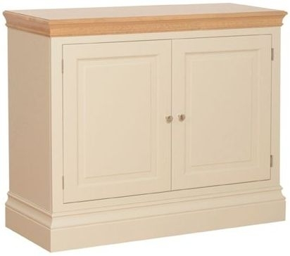 Devonshire Lundy Pine Sideboard - 2 Door