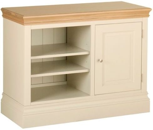 Devonshire Lundy Painted TV Unit - 1 Door