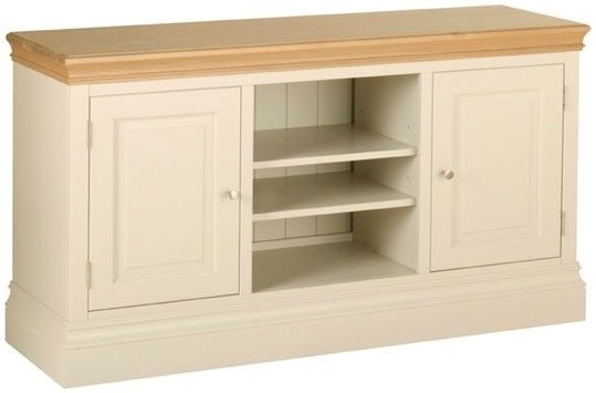 Devonshire Lundy Painted TV Unit - 2 Door