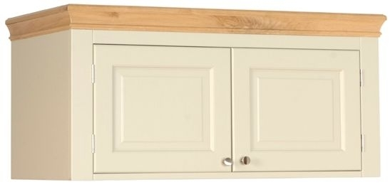 Devonshire Lundy Pine Top Box - Double
