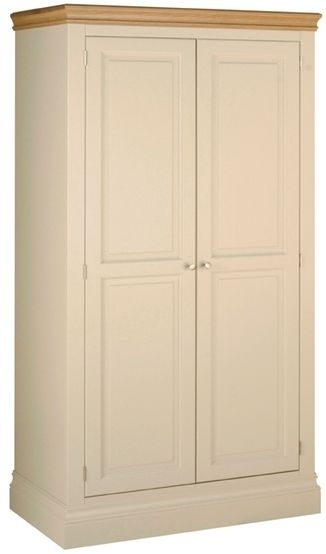 Devonshire Lundy Painted Double Wardrobe - 2 Door