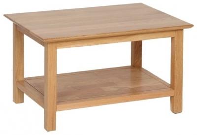 Devonshire New Oak Medium Coffee Table