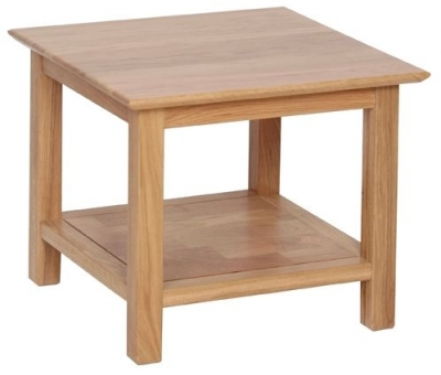 New Oak Small Coffee Table