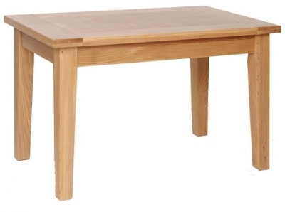 Devonshire New Oak Dining Table - Large