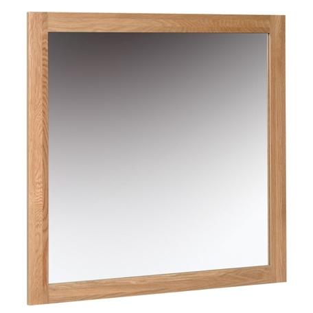 Devonshire New Oak Wall Mirror - Medium