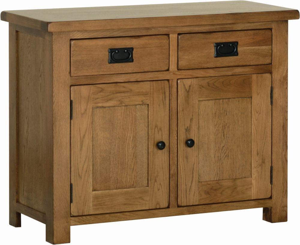 Devonshire Rustic Oak Sideboard
