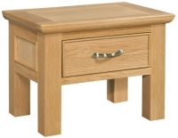 Devonshire Siena Oak Side Table
