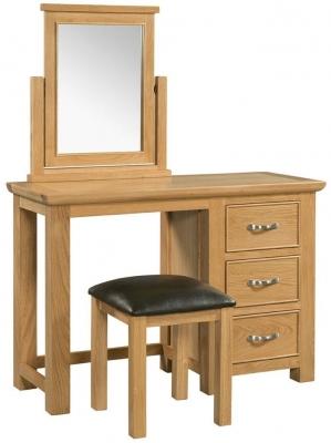 Devonshire Siena Oak Dressing Set
