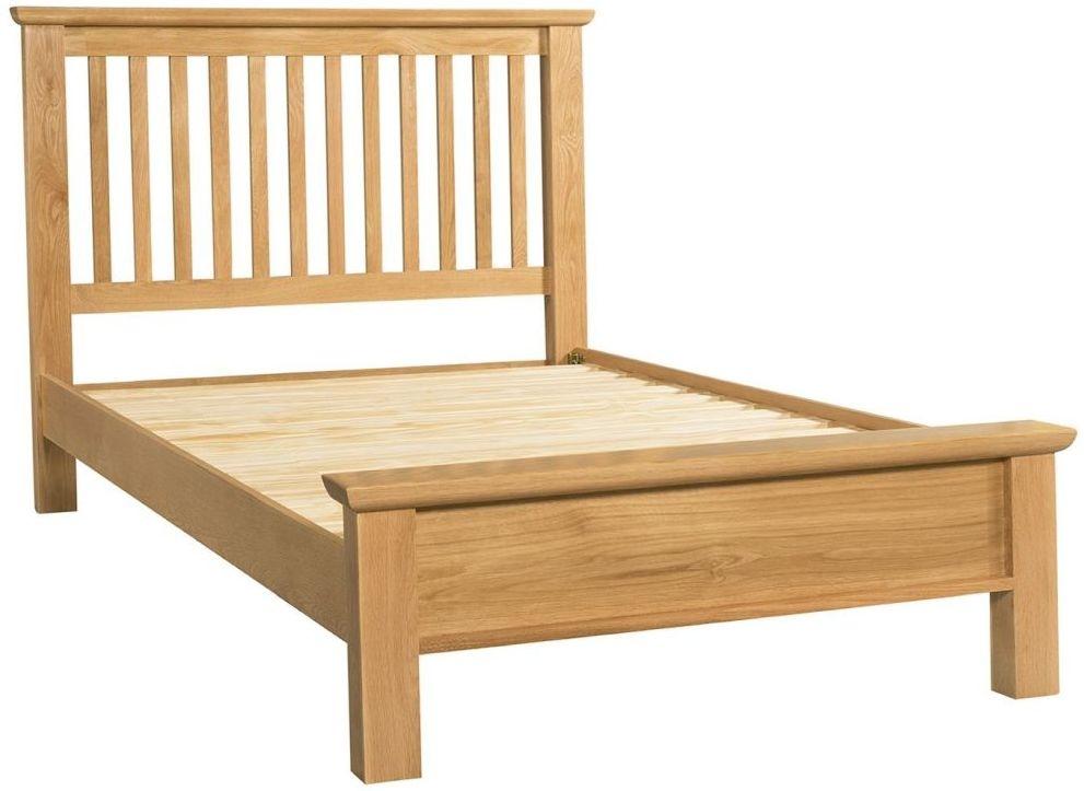 Devonshire Siena Oak Bed