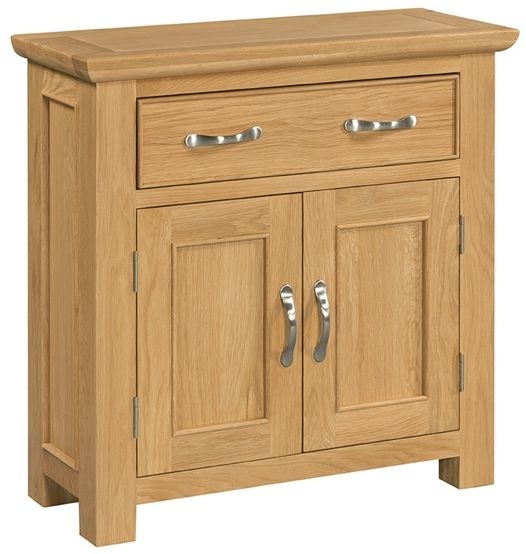 Devonshire Siena Oak Sideboard - Small
