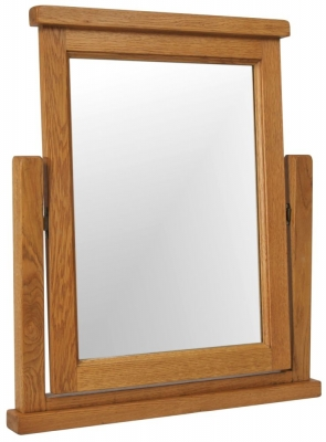 Devonshire Somerset Oak Mirror