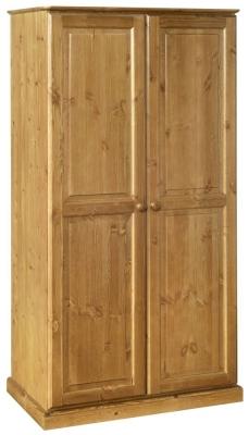 Pine Wardrobes Pine Wardrobes With Drawers 2 3 Door Wardrobe