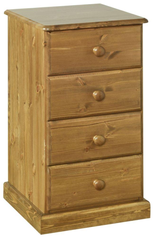 Devonshire Torridge Pine Large Bedside Cabinet