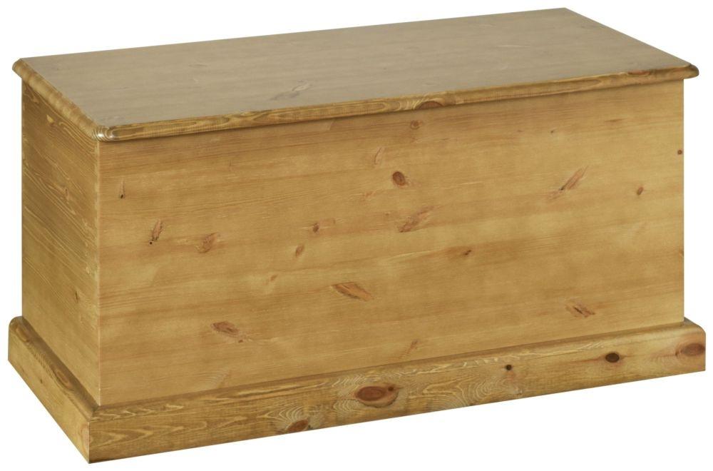 Devonshire Torridge Pine Blanket Box