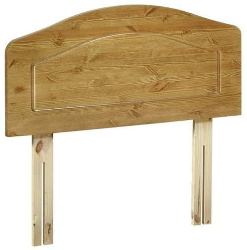 Devonshire Torridge Pine Headboard
