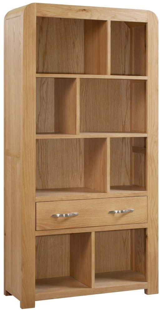 Devonshire Verona Oak Tall Bookcase
