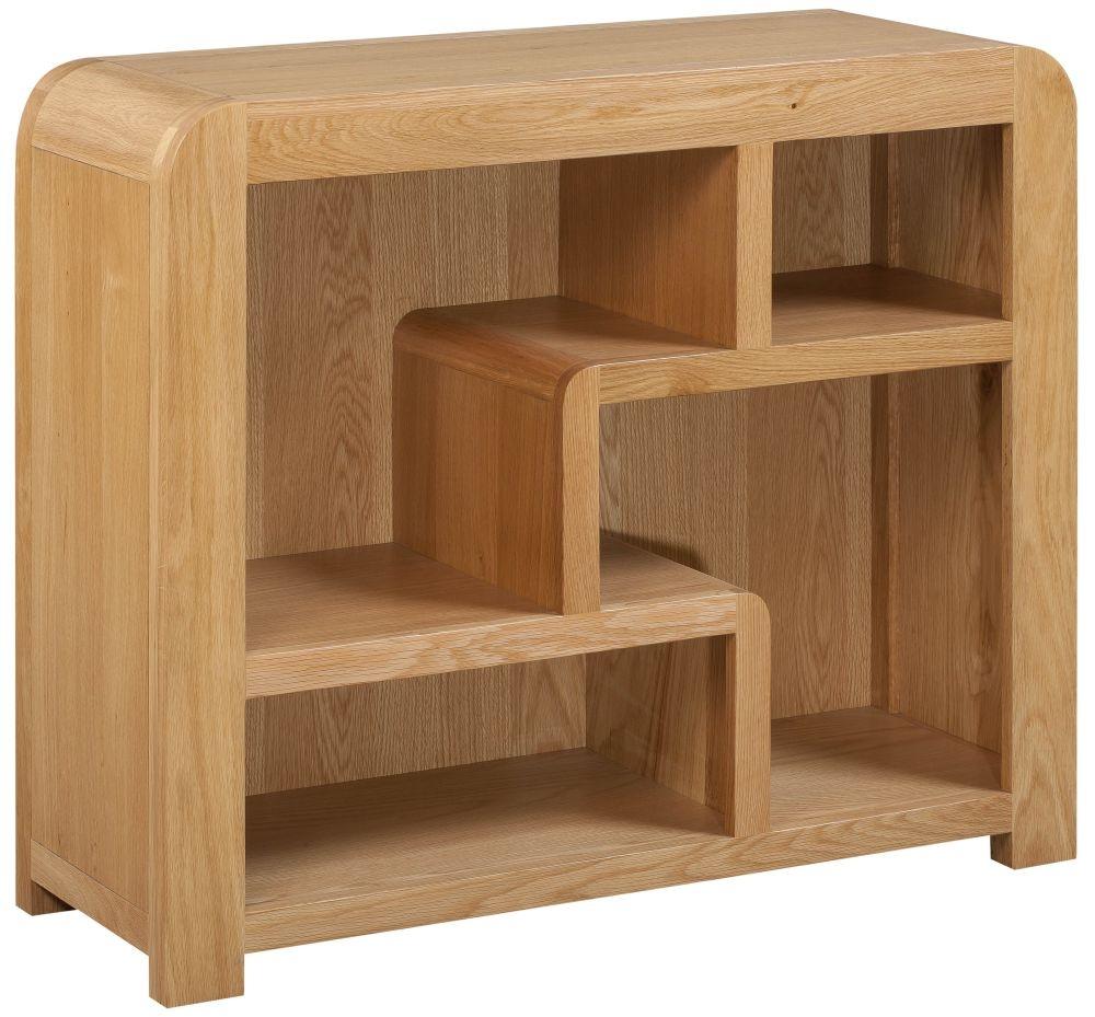 Devonshire Verona Oak Low Bookcase