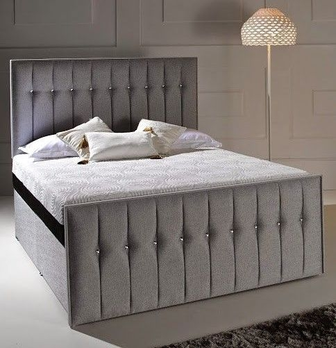 Dormeo Octaspring Revive Fabric Divan Bed with Tribrid Mattress