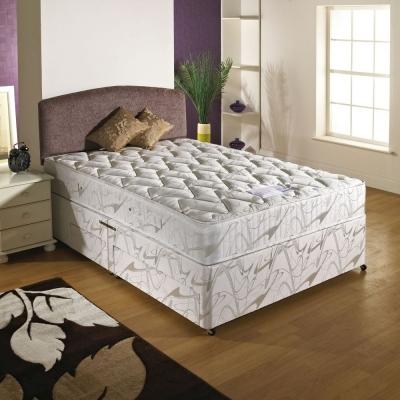 Dura Beds Duet Deluxe Divan Bed