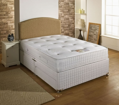 Dura Beds Pocket Plus Memory Divan Bed