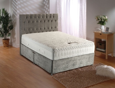 Dura Beds Silver Active 2800 Pocket Divan Bed