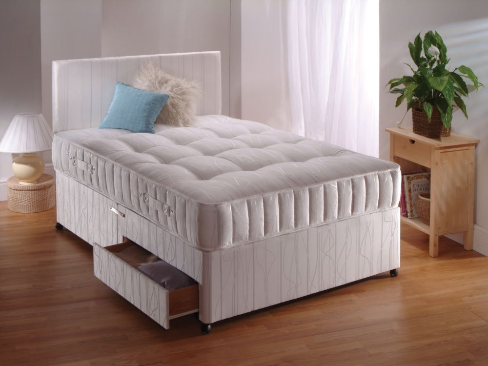 Dura Beds Balmoral 1000 Pocket Divan Bed