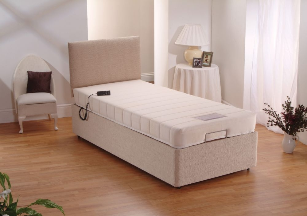 Dura Beds Duramatic Memory Foam Electric Divan Bed