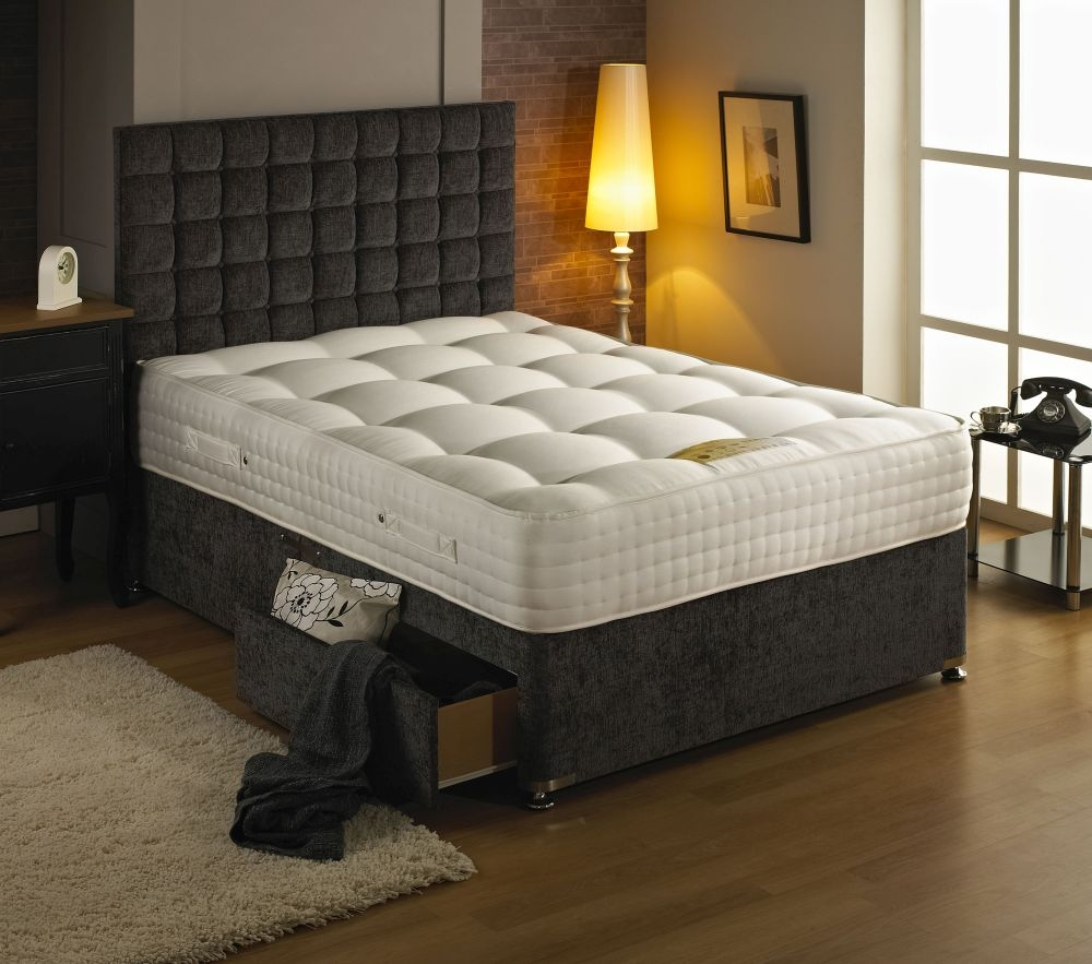 Dura Beds Premier 2000 Pocket Divan Bed