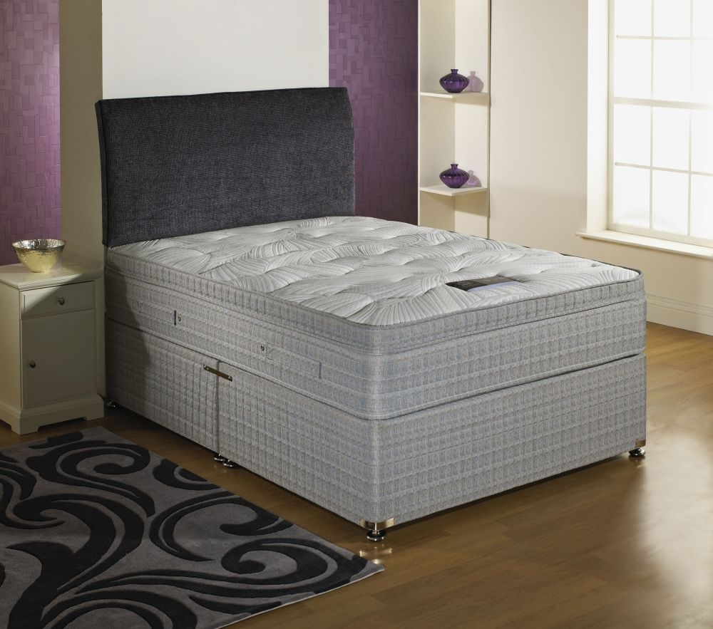 Dura beds savoy dura pocket divan bed cfs uk sale for The range divan beds