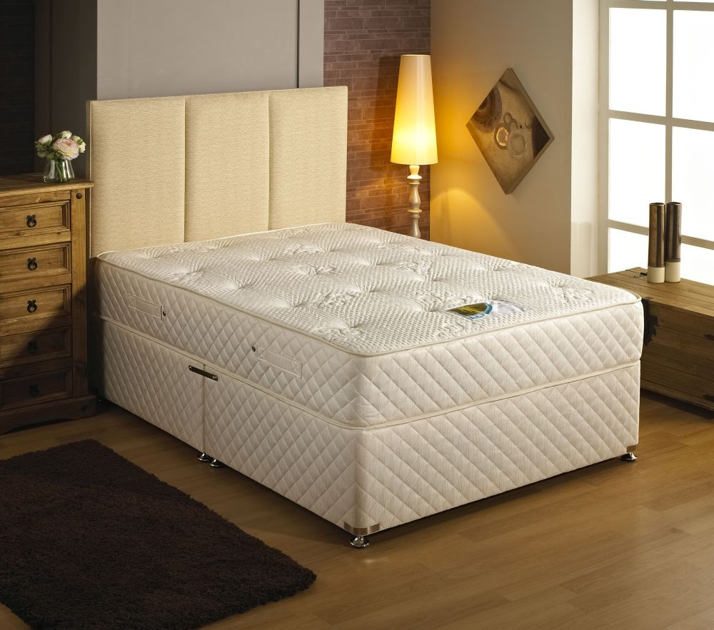 Dura Beds Tencel 1000 Pocket Divan Bed