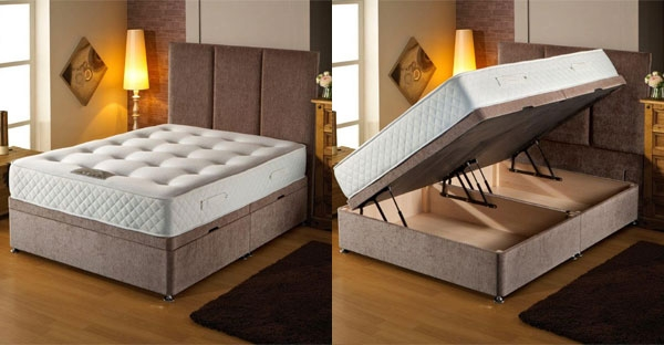 Dura Bed Ottoman Beds