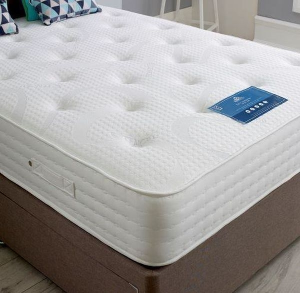 Dura Beds True Seasons Tencel 1000 Pocket Spring Mattress