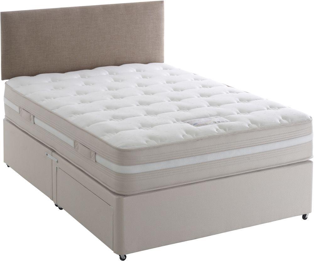 Dura Beds Georgia Orthopaedic Sprung Edge Divan Bed