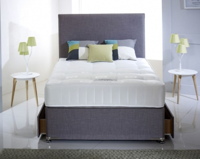 Dura Beds Posture Care 1000 Pocket Ortho Platform Top Divan Bed