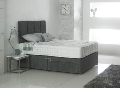 Dura Beds Stratus Luxury 1000 Pocket Spring Platform Top Divan Bed