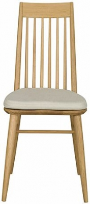 Ercol Askett Oak Dining Chair