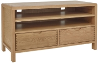Ercol Bosco Oak TV Unit