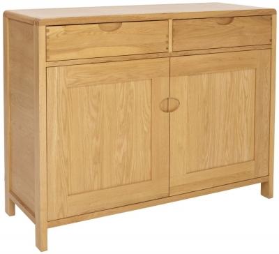 Ercol Bosco Oak Small Sideboard