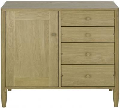 Ercol Capena Oak Small Sideboard