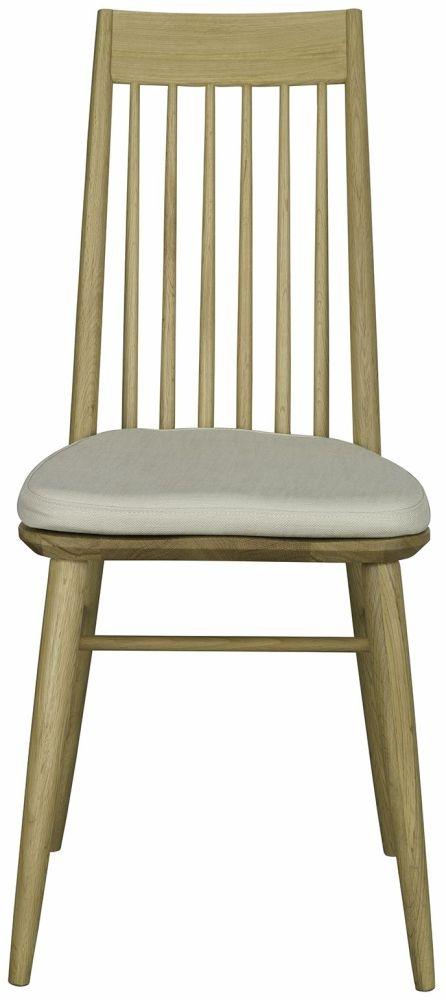 Ercol Capena Oak Dining Chair