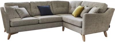 Ercol Cosenza Corner Fabric Sofa Group