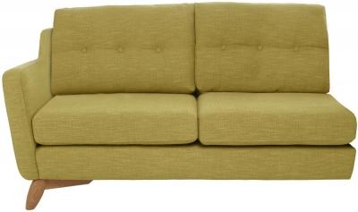 Ercol Cosenza Left Hand Facing Medium Fabric Sofa Unit