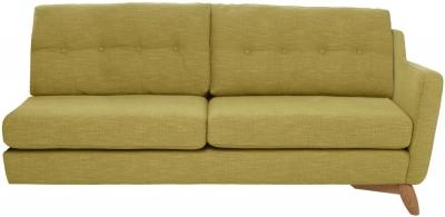 Ercol Cosenza Right Hand Facing Large Fabric Sofa Unit
