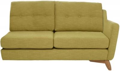 Ercol Cosenza Right Hand Facing Medium Fabric Sofa Unit