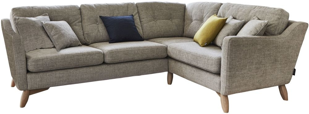 Ercol Cosenza Corner Fabric Sofa Group