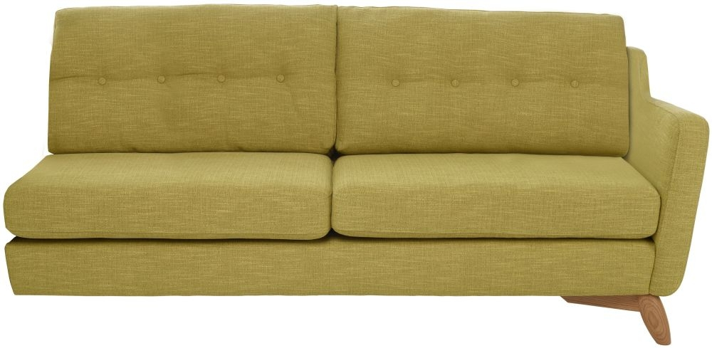 Ercol Cosenza Right Hand Facing Large Fabric Sofa Unit