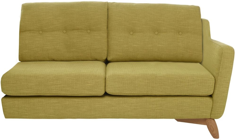 Ercol Cosenza Right Hand Facing Medium Fabric Sofa Unit