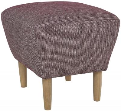Ercol Favara Fabric Footstool