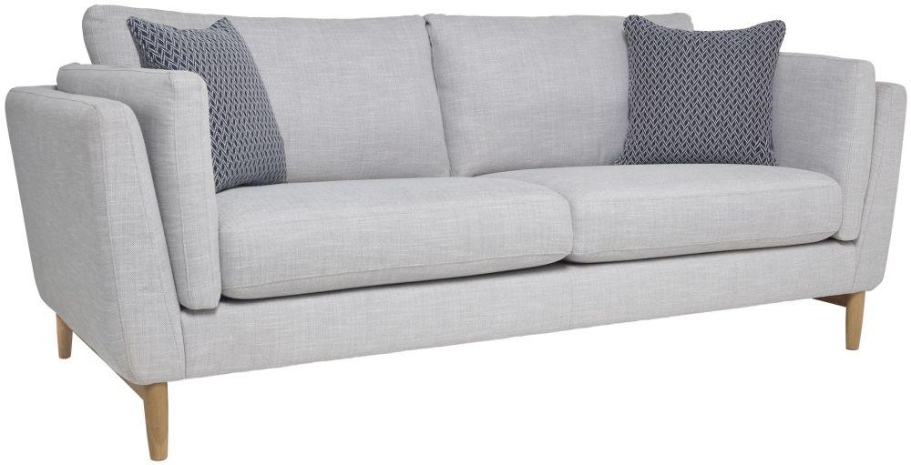 Ercol Favara 2 Seater Medium Fabric Sofa