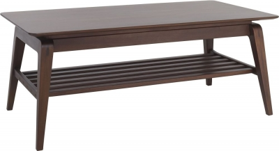 Ercol Lugo Tulipwood Coffee Table